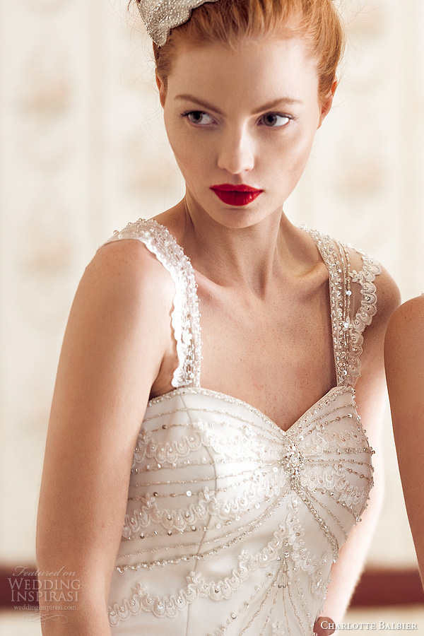 charlotte balbier bridal 2014 decade of style megan wedding dress
