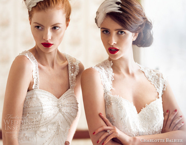 charlotte balbier wedding dresses 2014 megan beaullea gowns