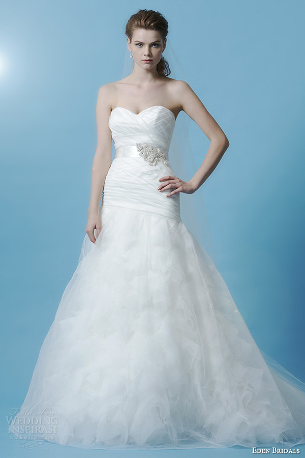 Eden Bridals Wedding Dresses — Sponsor Highlight | Wedding Inspirasi