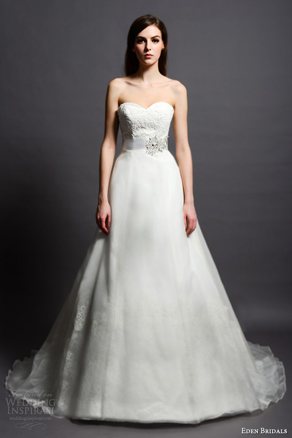 Eden Bridals Wedding Dresses — Sponsor Highlight