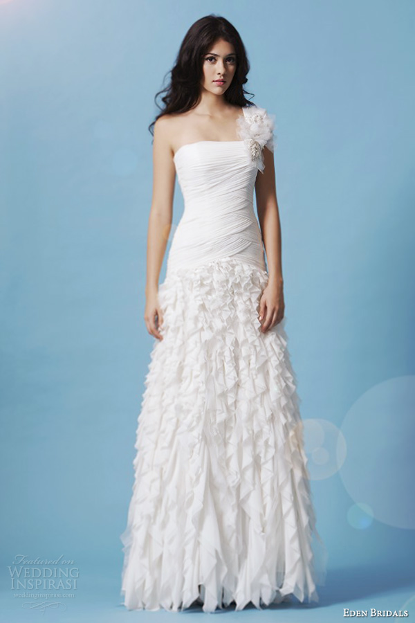 Eden Bridals Wedding Dresses Sponsor Highlight
