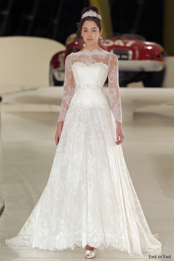 Emé di Emé 2014 Pre-Collection Wedding Dresses | Wedding Inspirasi