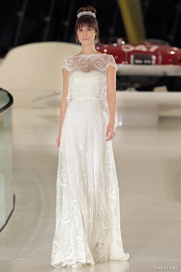 Lace Bolero Jacket For Wedding Dress 96 Stunning eme di eme bridal