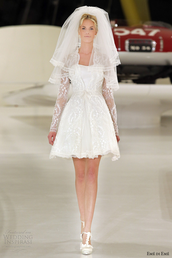 Eme Di Eme 2014 Pre Collection Wedding Dresses