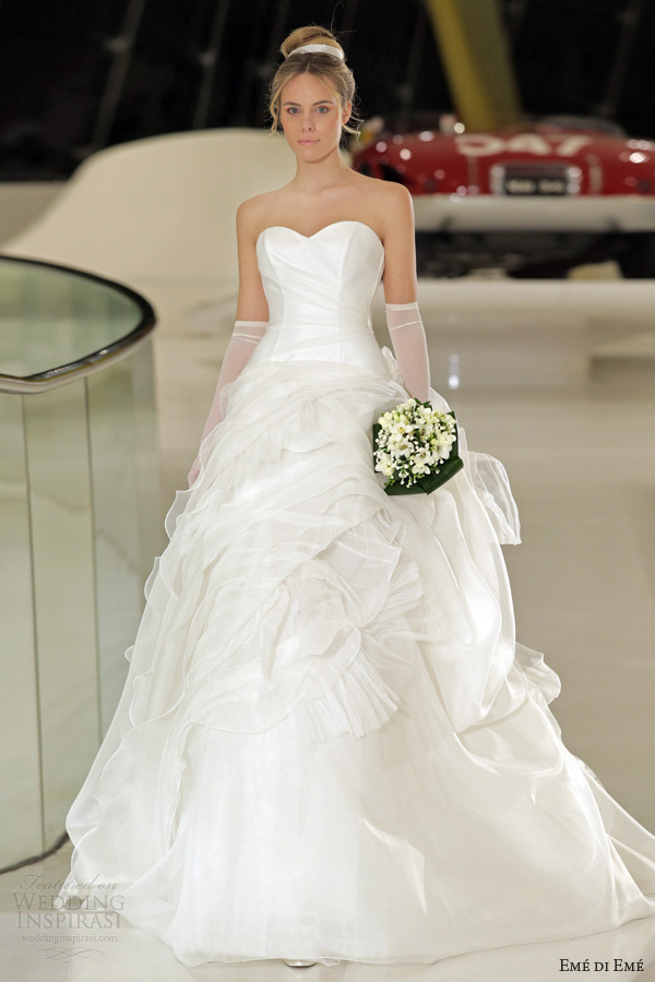 Emé di Emé 2014 Pre-Collection Wedding Dresses | Wedding Inspirasi ...