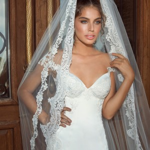 galia lahav 2014 fiona wedding dress iris veil