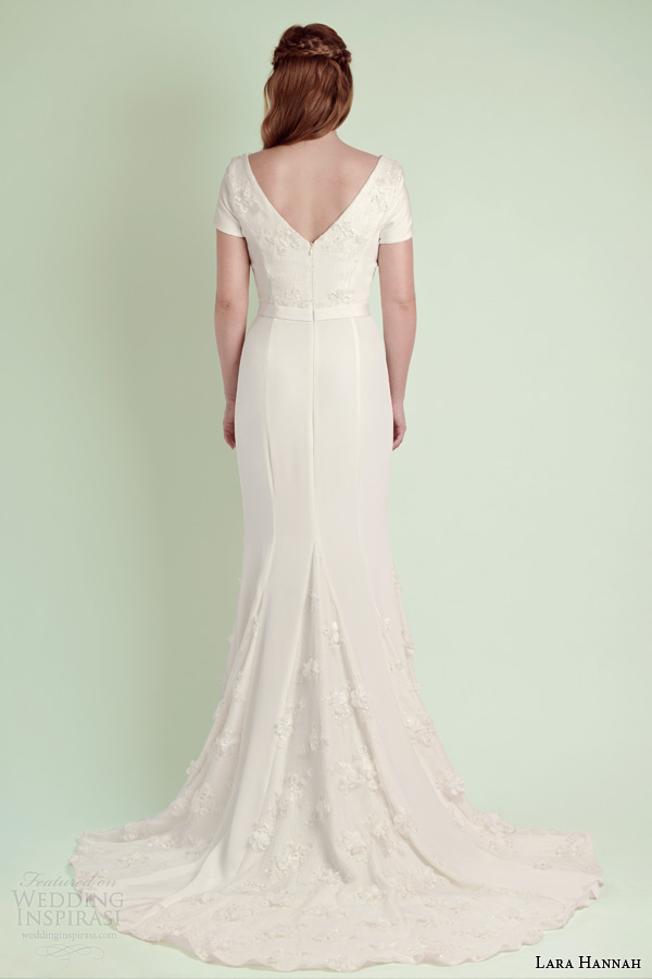 Lara Hannah Magic Circle Bridal Collection Wedding Inspirasi