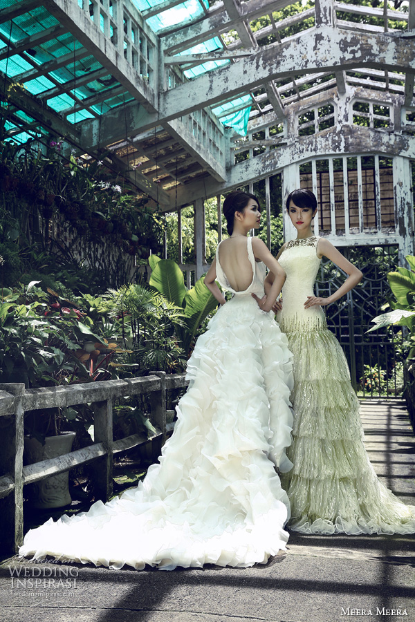 meera meera 2013 wedding dresses vietnam