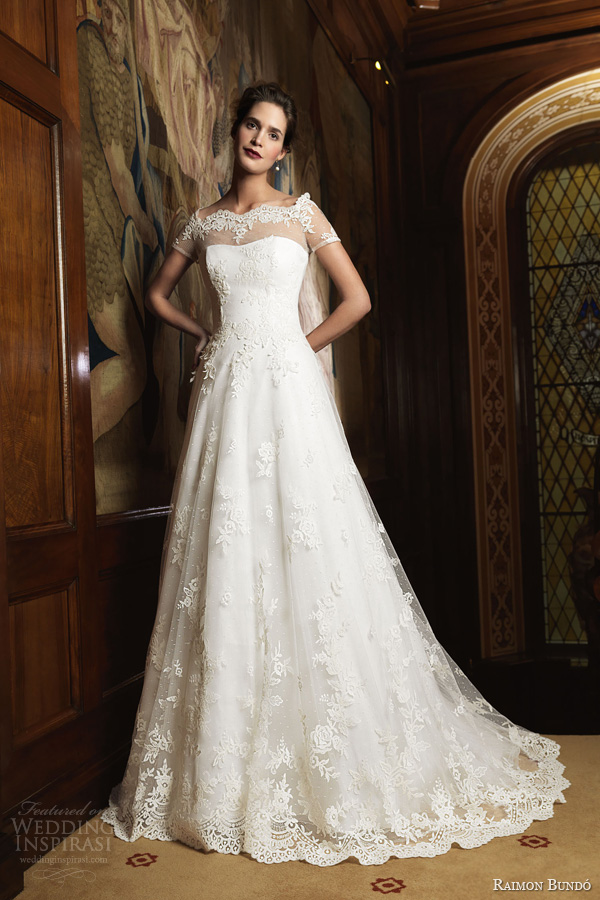 raimon bundo 2014 india wedding dress