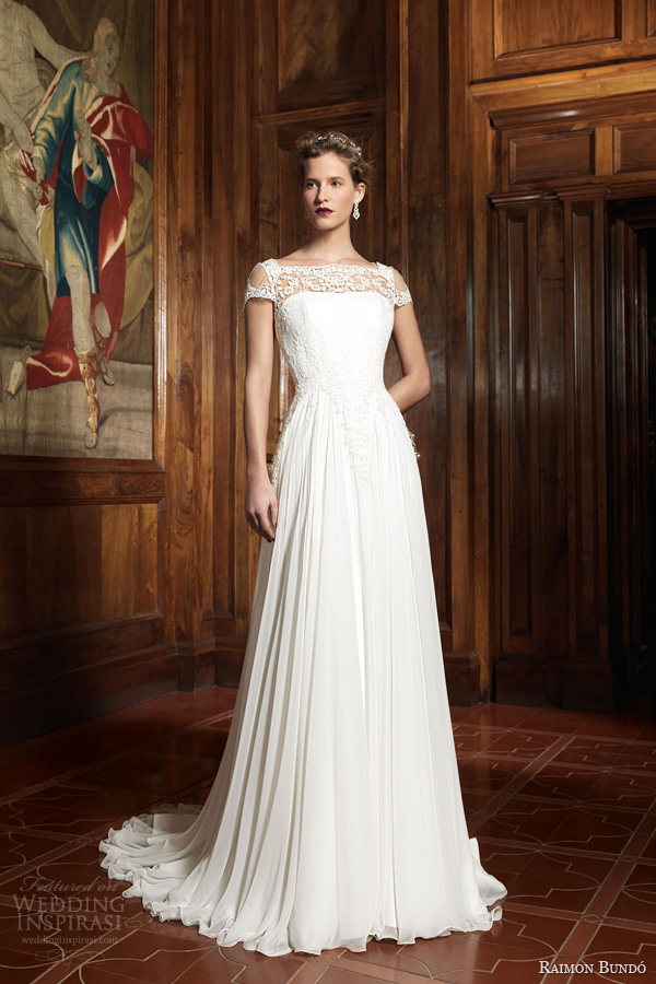 raimon bundo 2014 infanta wedding dress