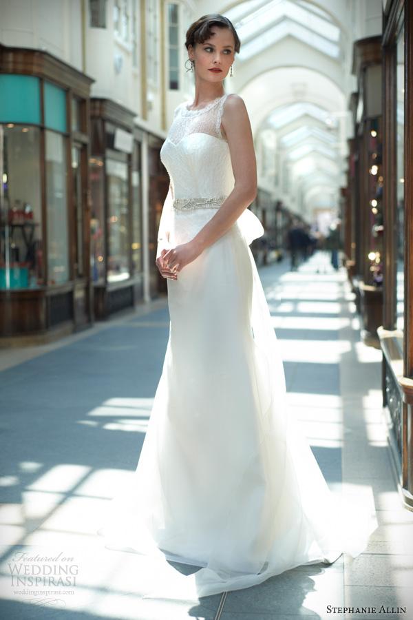 Stephanie Allin 2014 Wedding Dresses   Wedding Inspirasi   Page 3