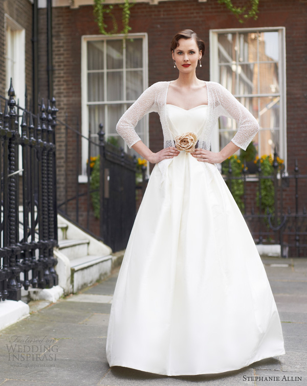 Stephanie Allin 2014 Wedding Dresses | Wedding Inspirasi | Page 3