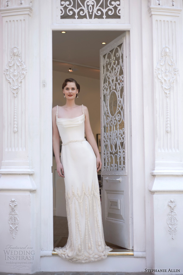 stephanie allin 2014 wedding dresses wedding inspirasi