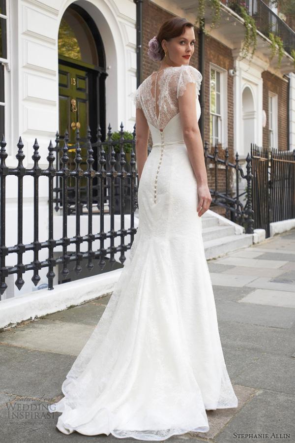 Stephanie Allin 2014 Wedding Dresses Wedding Inspirasi