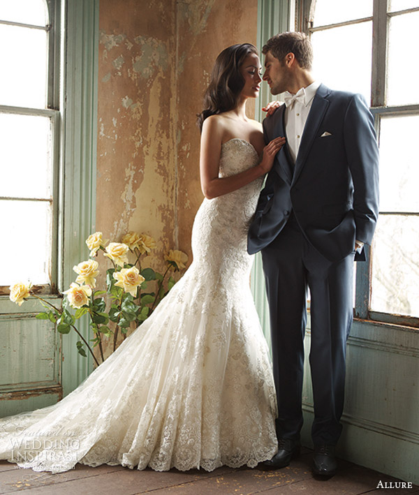 Allure Wedding Dresses Prices 69 Marvelous allure bridals fall strapless