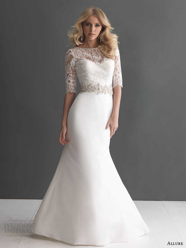 Allure Bridals Fall 2013 Collections — Sponsor Highlight | Wedding ...