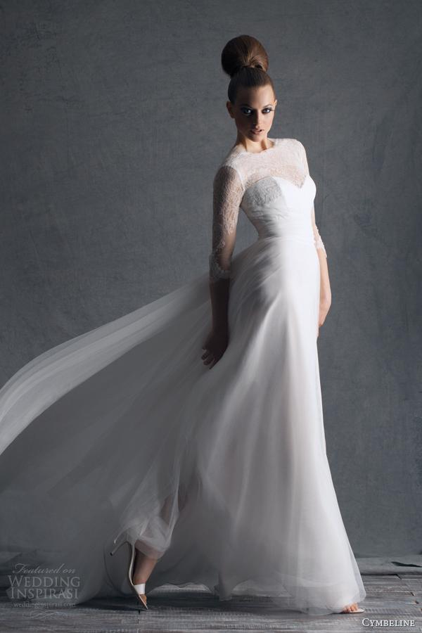 Cymbeline 2014 wedding dresses je vous aime bridal for Wedding dresses in paris france