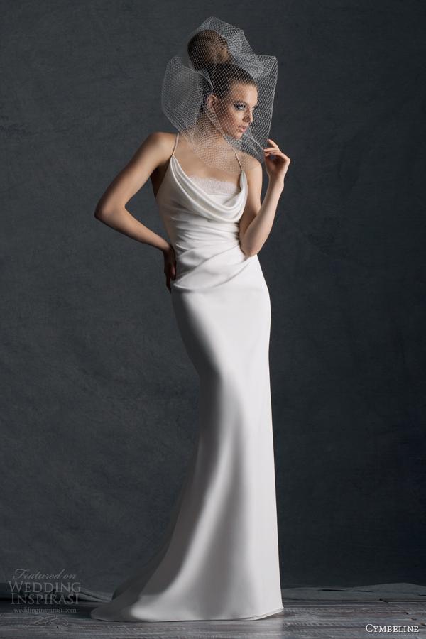 Cymbeline 2014 Wedding Dresses — Je Vous Aime Bridal Collection ...
