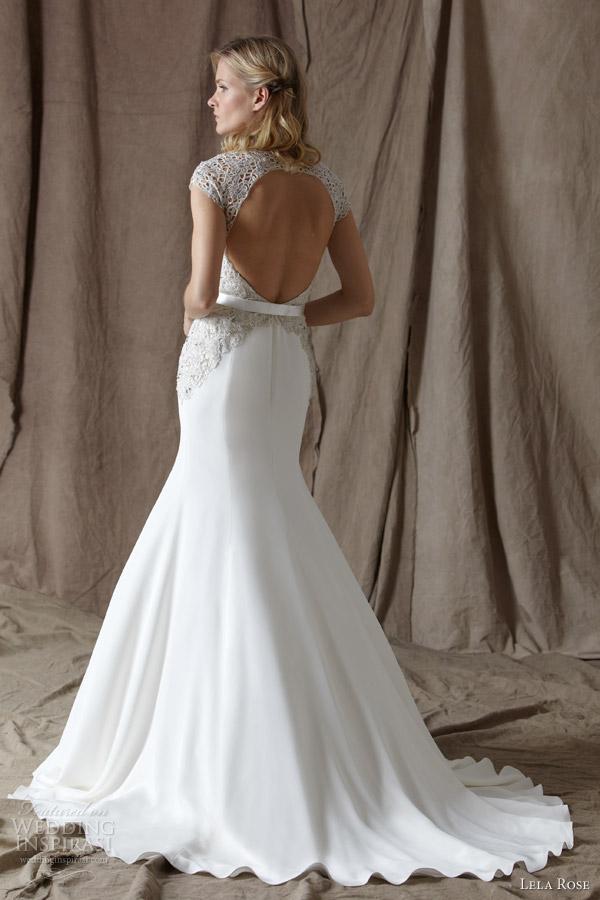 lela rose spring 2014 wedding dresses wedding inspirasi page 2