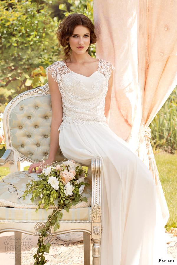 papilio 2014 bridal noelia wedding dress