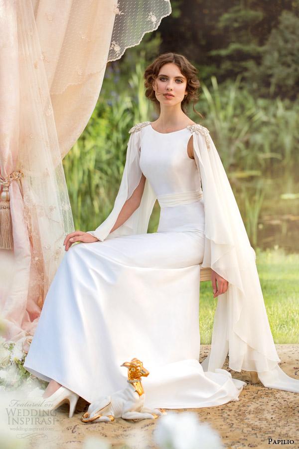 papilio bridal 2014 wedding dress fiorenza