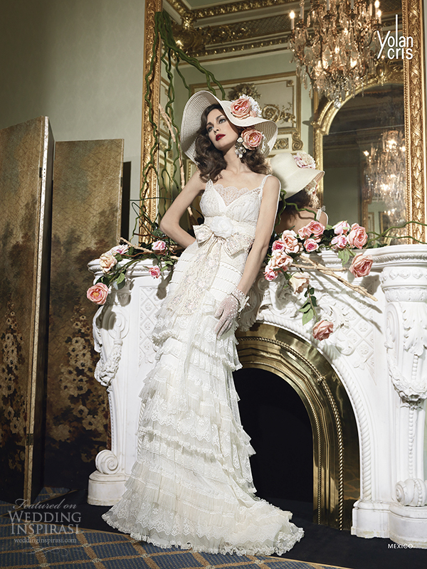 Vintage Mexican Wedding Dresses For  : Yolancris wedding dresses inspirasi page