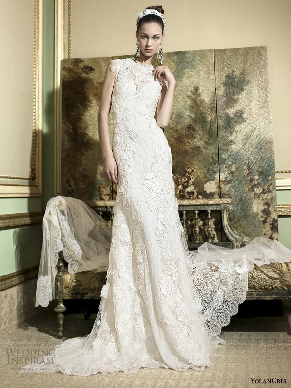 Yolancris Long Sleeve Wedding Dress : Yolancris wedding dresses inspirasi