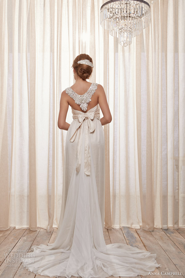 anna campbell 2014 wedding dresses amity latte gown back