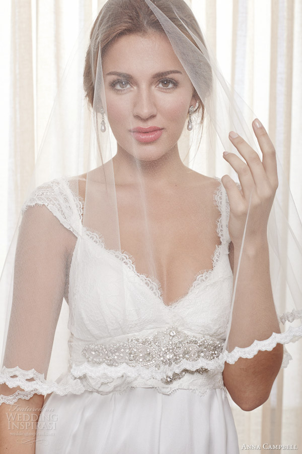 anna campbell bridal 2014 emily wedding dress straps