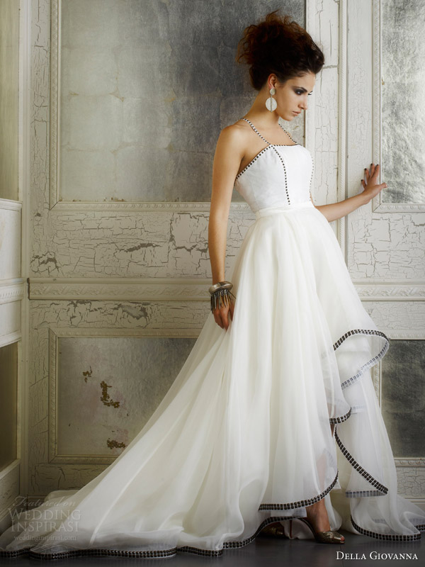 Della Giovanna Fall 2014 Wedding Dresses