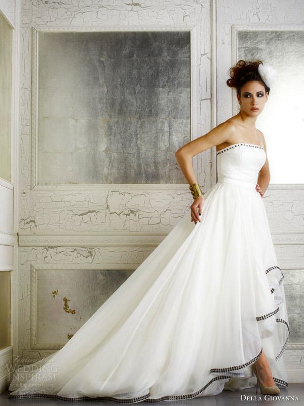 Discount Wedding Dresses Usa 10 Best della giovanna wedding dresses