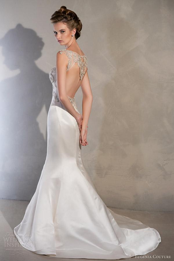 Eugenia Couture 2014 Wedding Dresses | Wedding Inspirasi | Page 2