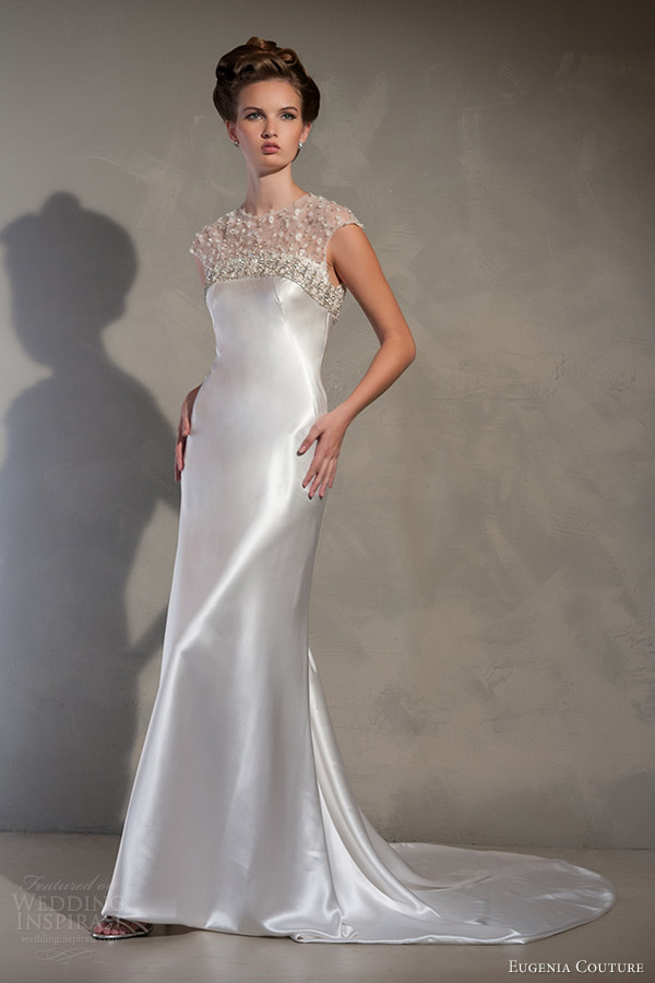 Eugenia Couture 2014 Wedding Dresses Wedding Inspirasi