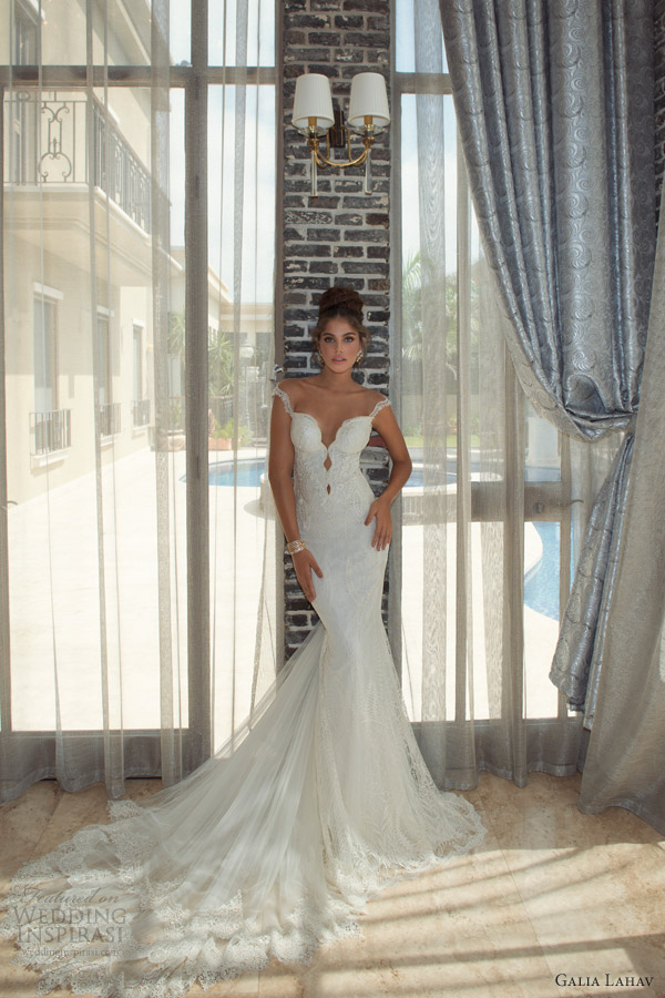 Galia Lahav 2014 Wedding Dresses The Empress Bridal Collection