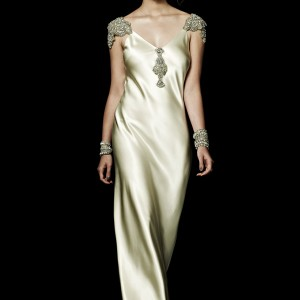 johanna johnson bridal spring summer 2013 zephyr cap sleeve wedding dress
