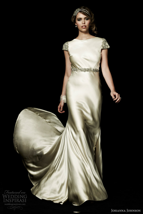 Johanna Johnson Wedding Dresses Wedding Inspirasi