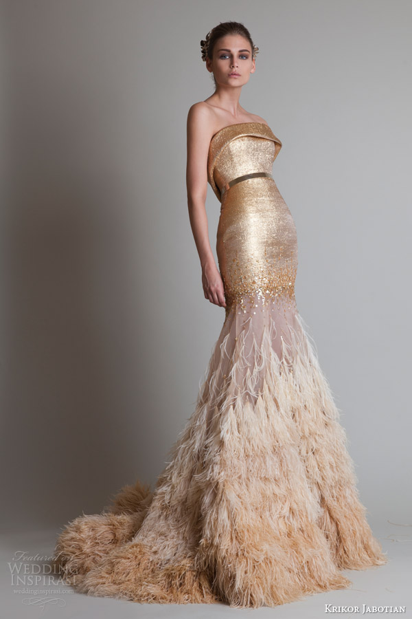 Krikor jabotian fall 2013 couture closure collection for Where to buy haute couture dresses
