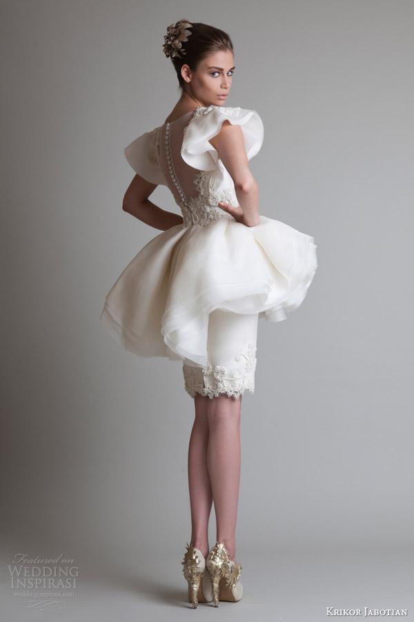 Krikor Jabotian Fall 2013 Couture — Closure Collection ...