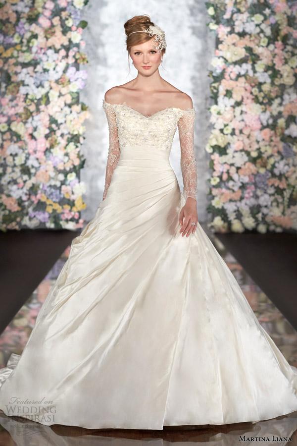 Essense of Australia, Martina Liana & Stella York Wedding Dresses ...