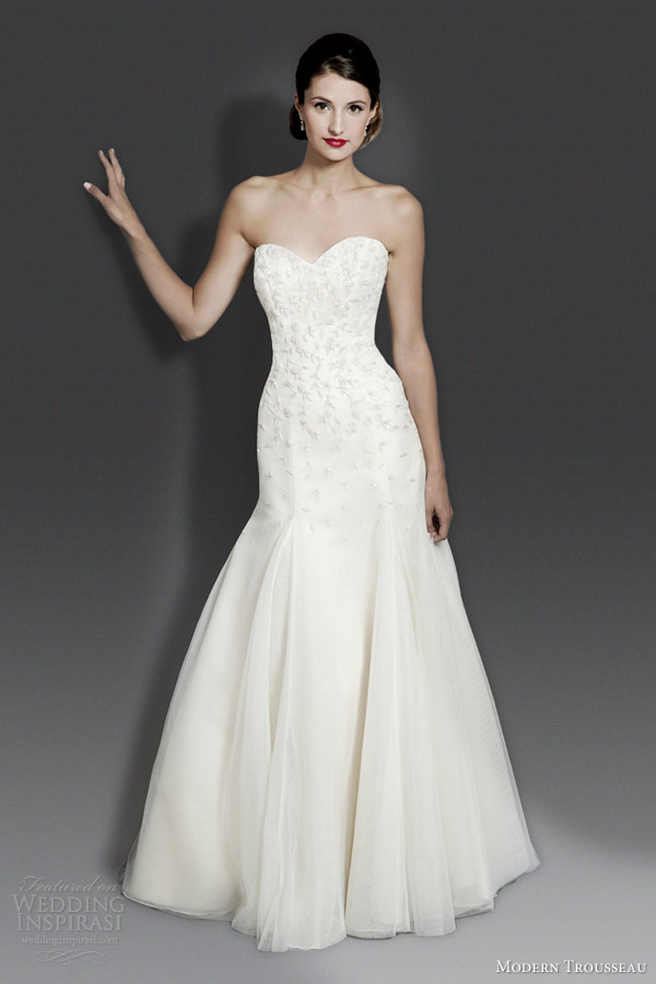 Modern Winter Wedding Dresses : Modern trousseau fall wedding dresses inspirasi page