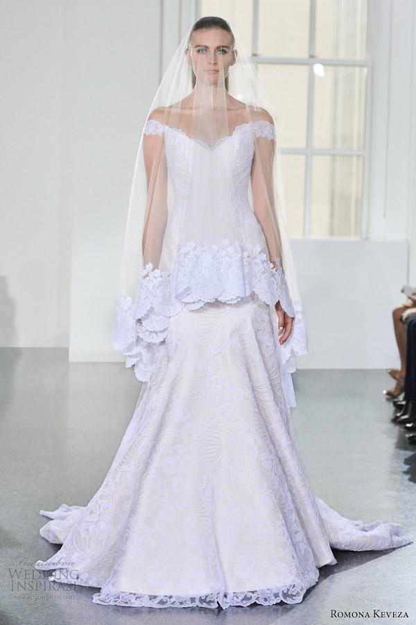Romona Keveza Collection Fall 2014 Wedding Dresses Wedding Inspirasi Page 2
