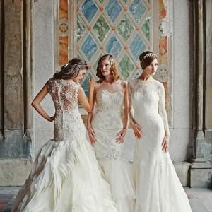sareh nouri fall 2014 bridal wedding dresses