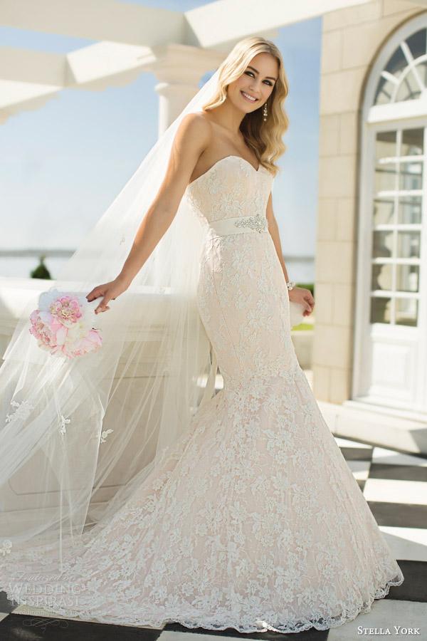 Essense of australia martina liana stella york wedding dresses stella york bridal 2014 strapless wedding dress style 5865 junglespirit Choice Image
