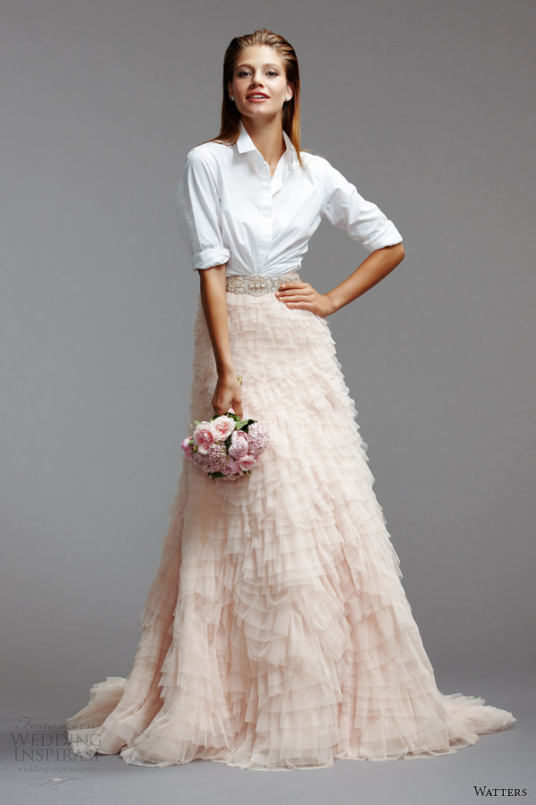 watters brides spring 2014 wedding dresses wedding