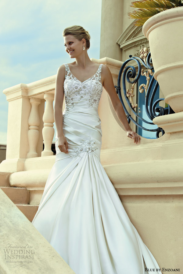 blue by enzoani 2014 ghimbi sleeveless wedding dress