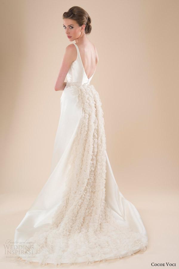Twilight Style Wedding Dress 14 Inspirational cocoe voci bridal spring