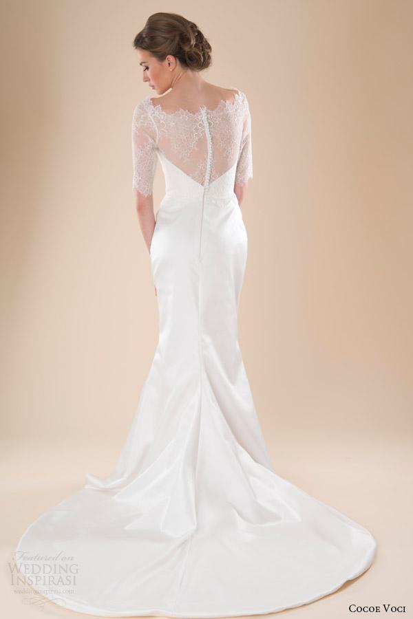 Twilight Style Wedding Dress 11 Amazing cocoe voci spring angeline