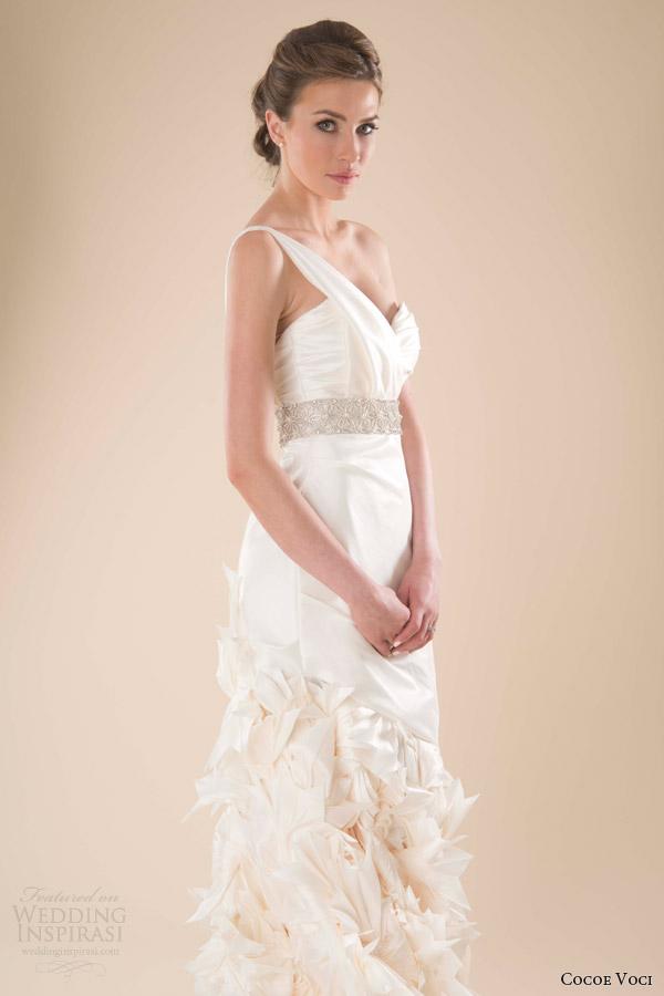 Twilight Style Wedding Dress 47 Spectacular cocoe voci spring bridal