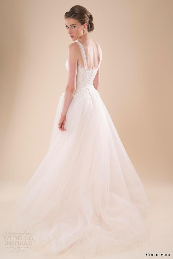 Cocoe Voci Spring 2014 Wedding Dresses Wedding Inspirasi