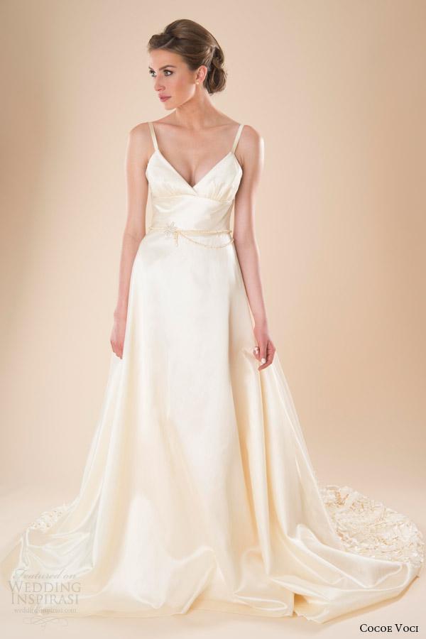 Twilight Style Wedding Dress 45 Beautiful cocoe voci wedding dresses